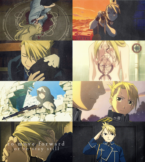 "Fullmetal ChallengeDay 2 - favorite character   Riza Hawkeye  ""The fighting maybe, but the nightmares of what we did in this place are far from over. They'll stay with me for as long as I live… I believed in you, trusted you with my father's research, & I applied to the military academy because I hoped to help other people. The way things turned out… it's not what I wanted, but there's no escaping the truth. I can never atone for the suffering I've caused."""