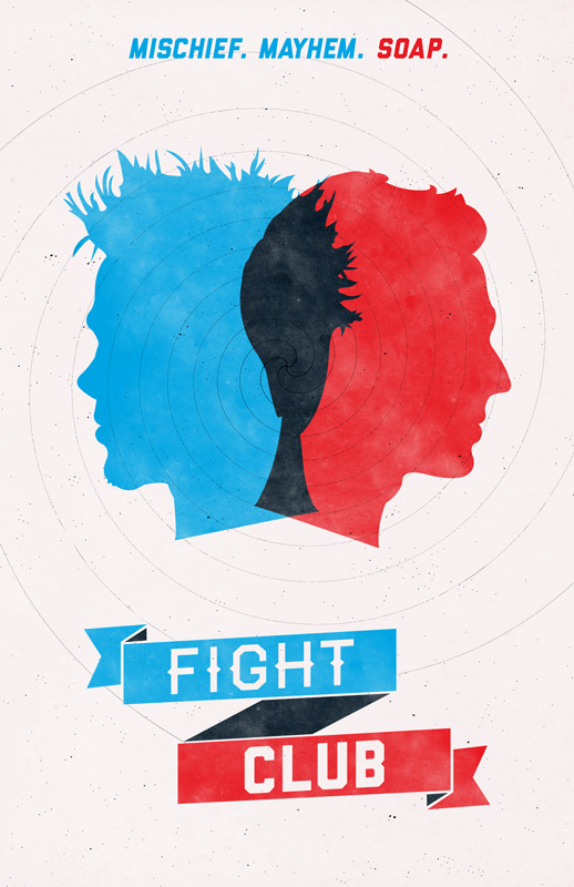 Fight Club by William Henry Prints, shirts, phone cases, and more available on Society 6 at http://society6.com/williamhenry/Fight-Club-yBH_Print. View my portfolio at http://www.williamhenrydesign.com. Please get in touch. I would love to work together on a project. You can also follow me on Twitter at http://www.twitter.com/billpyle and on Facebook at http://www.facebook.com/williamhenrydesign.