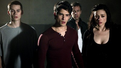 "Teen Wolf Recap 8/13/12 Season Finale ""Master Plan"" On this week's season finale of Teen Wolf, Scott proves that he's more than a pretty face thanks to a brilliant plan to take down Gerard. Allison continues trying to kill all the things with little success. Peter grows a gross goatee. Gerard goes balls-out crazy, as members of the Argent family are wont to do. And everyone spends all episode in a giant glass case of emotion, crying like they're watching a marathon of Beaches. To take the Beachesmetaphor to its logical conclusion, obviouslyStiles is the wind beneath all of our wings. The finale capped off a truly excellent sophomore season of MTV's surprisingly fun and astoundingly good teen werewolf drama. With a name like Teen Wolfit would be easy to write the show off as just fluffy summer fare, but that would be a mistake. The series knows how to have fun (and especially how to pander to its female demographic) but it also weaves a tight story with truly well-crafted performances. The whole cast is really gelling together in a way that wasn't even apparent in the first season. Crystal Reed has especially stepped up to the plate this season. Whether Allison was lovestruck, helping Scooby Doo crimes or shooting people multiple times with arrows for no reason, Reed really committed to everything. Allison has certainly been through the ringer this season, but the finale left her in a hopeful place for the future. Hopefully this doesn't involve multiple stabbings anymore, but with the Argent family it's hard to tell what constitutes ""healthy"" behavior. The finale also finally solved both the Gerard problem and the Kanima drama while leaving open multiple story avenues for season three. Since the third season will run for twice the length of the first two, the show is going to need all the story it can get! Certainly, there are no complaints here if that story involves more of the hilarious Uncle Peter, whose eye rolls and one-liners considerably lightened up this plot and emotion-heavy episode. You know it's going to be an emotional episode when Teen Wolf starts with a touching moment between Scott and the Coach. Usually our favorite Coach, fond of cupcakes and Independence Day speeches, is rattling off weird stuff like he's high on at least seven different kinds of speed. This time, however, he's getting heartfelt when he tells Scott he's needed on the team. So he needs to get his grades up. It's funny how I completely forgot that Scott is failing all his classes in the midst of this craziness. This might be the most realistic supernatural teen on TV. I always wonder how teens on these supernatural shows (or even most normal teen dramas) manage to graduate if they never seem to go to class. If there was a class based just around locker room shirtlessness though, Scott and Jackson would be honor students. Soon it's right back into the business of the episode. Erica and Boyd are tied up down in the Argent Basement of Beating and Electrocuting Teenagers, being beaten and electrocuted. Stiles is added to the mix, where he says one old joke too many and ends up on the nasty end of a Gerard smack down. Allison is on board with all of these shenanigans because she has gone totally insane and thinks torturing people is awesome now. Her dad is staring at her in shock, wondering at the monster he's created and snapping her crossbows so she can't shoot people a million times anymore. But Allison is like ""joke's on you sucka, I have a bunch of tiny knives!"" Then she and Gerard giggle in a corner about how fun torture is and decide who to kill next while leaving Argent out, like the totally homicidal mean girls they are. While all of this is going on, Scott is shocked to learn Uncle Peter is back and 100 percent less crispy than before. ""I'm back! And I grew this molester mustache so you'd remember I was evil instead of just hot! How does it look?"" Uncle Peter says. ""Like you want to lure me into a van to see some puppies, so mission accomplished former dead alpha!"" Scott replies. Isaac looks around in confusion and then just gives up, because these people are exhausting. —Read the full recap including all the action and all the feels on HaveUHeard.net HERE!!"