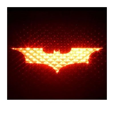HOW TO PUT SOME BATMAN ON YOUR CAR!Third Brake Light Vinyl Decal Mask Kit BUY IT HERE!