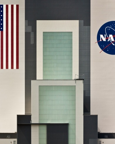 Vehicle Assembly Building (VAB) at Kennedy Space Center. Dan Winters.Read more: http://lightbox.time.com/2012/08/13/last-launch-dan-winters-and-the-shuttle-program/#ixzz23Y2iV73K