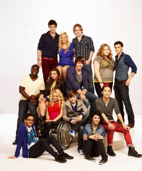 "Bring 'em back! Stay tuned after tonight's The Glee Project finale for a special live reunion chat with all the contenders! RSVP: http://ow.ly/cXXGo ""Like"" this post if you'll be participating in the chat!"