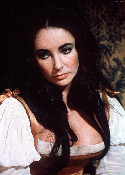 bellecs:  Elizabeth Taylor in The Taming of the Shrew (1967)