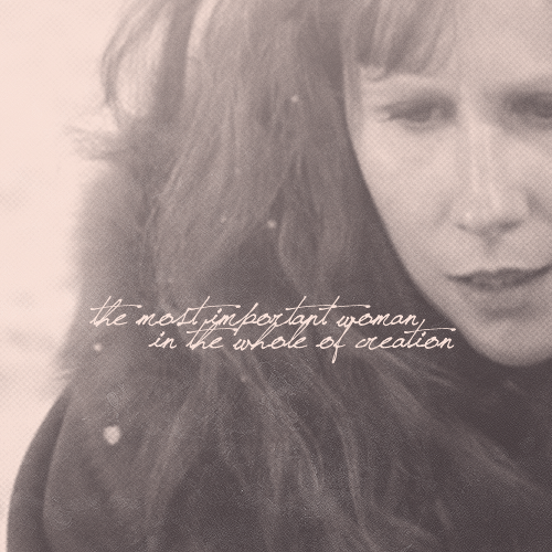 doctorwho:  Donna Noble: The most important woman in the whole of creation  THE BEST COMPANION EVER!!!!