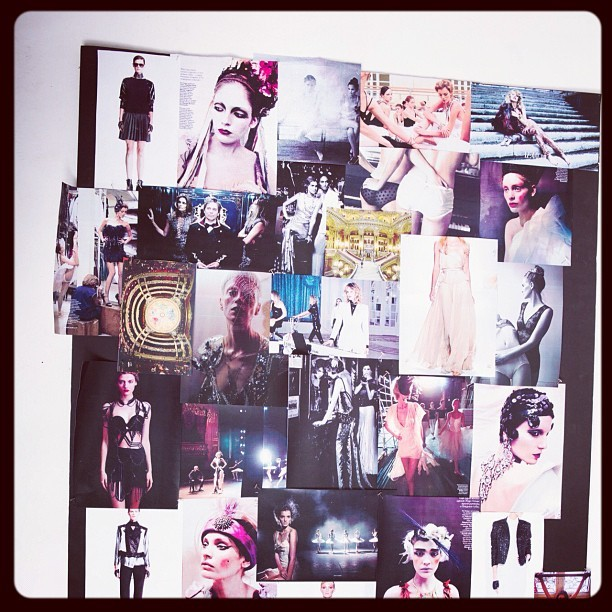#hautehippie HO12 mood board! #inspiration hh_hautehippie, instagr.am  Love all of Haute Hippie's mood boards!