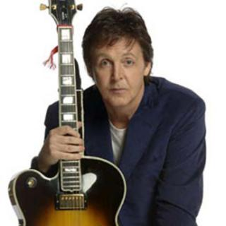 I am listening to Paul McCartney                                      Check-in to               Paul McCartney on GetGlue.com
