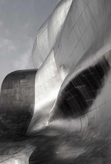 Architecture by frank gehry.