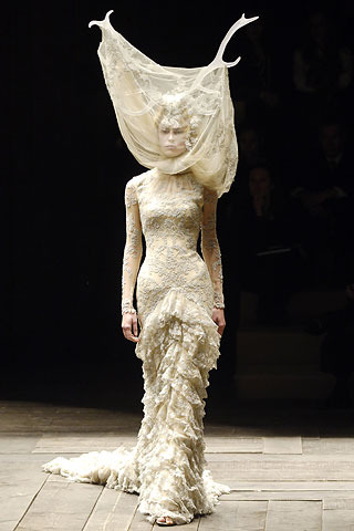Relentlessly obsessed with Alexander McQueen.