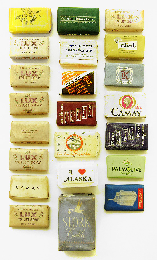 nothingvia:  (via Mrs. Easton » Blog Archive » Travel Soap)
