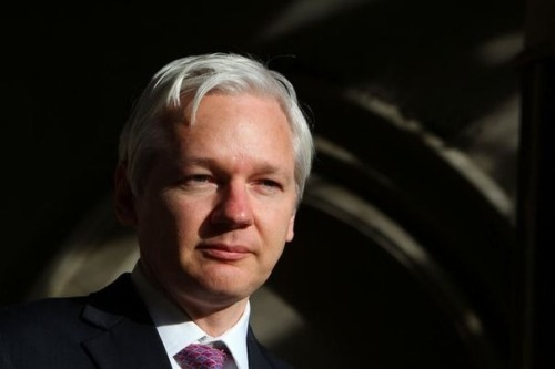 "Report: Ecuadorian officials say Julian Assange will receive asylum Assange's get-out-of-jail card? President Rafael Correa will grant political asylum to WikiLeaks founder Julian Assange this week, according to Ecuadorian officials. Unfortunately for Mr. Assange, that does not invalidate the warrant issued by London police after he violated the terms of his bail by fleeing to Ecuador's London embassy in June. ""For Mr. Assange to leave England, he should have a safe pass from the British [government],"" said Ecuador's foreign minister Ricardo Patiño, wondering, ""Will that be possible?"" (Photo via LeStudio1) source UPDATE: Correa denied the report via Twitter, saying he hasn't decided yet. Follow ShortFormBlog: Tumblr, Twitter, Facebook"