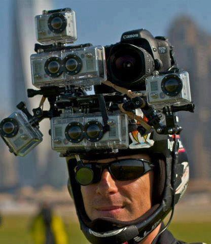 How Many GoPros Do You Need?