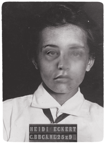 If I got arrested in 1864 #NYC, this would be my #mugshot. http://c.bbca.me/25z9 Try the app yourself (via @CopperTV and @BBCAmerica)