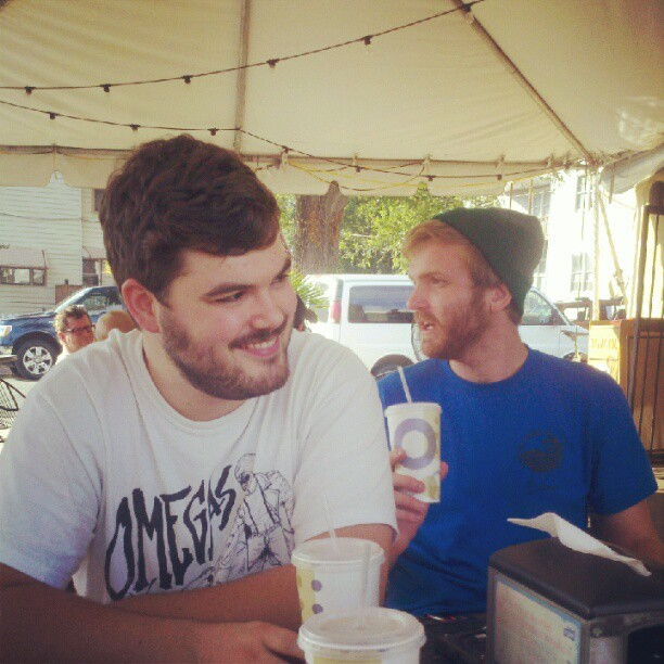 BBQ with Family Cat! @aslurredrhythm  (Taken with Instagram at Alamo BBQ)