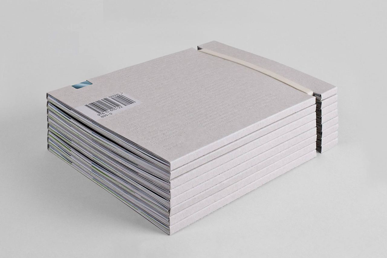 "Commonwealth-Lard Book by Build ""We were asked to design and produce a 'beautiful & tactile' catalogue to showcase the Lard furniture designed by Brooklyn-based Product Architects, Commonwealth. CNC-Milled from Corian, the furniture takes on properties of white, shiny lard, giving the range its name; we wanted to impart some of this lard-like quality in the finished book. Product and studio photography by Timothy Saccenti. The catalogue was selected for D&AD 'in-book' 2010."" Client-Commonwealth. Year-2009. (via Build— 44(0)208 521 1040 / Commonwealth-Lard Book)"