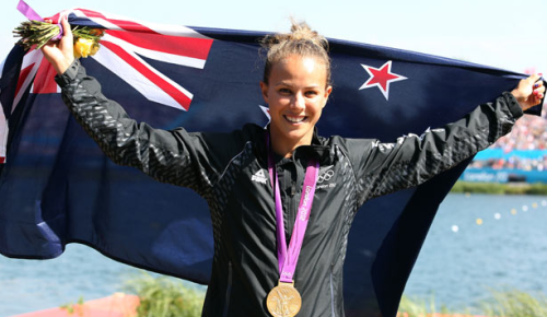 History Maker: Maori World Champion Lisa Carrington Sprints to Momentous Olympic Gold in London - ICTMN.com)