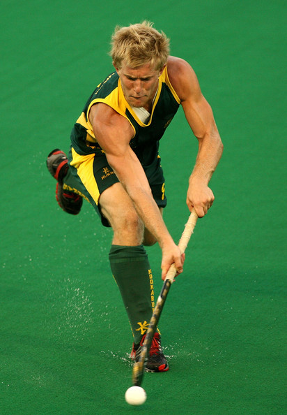 Matthew Butturini Team Australia Hockey