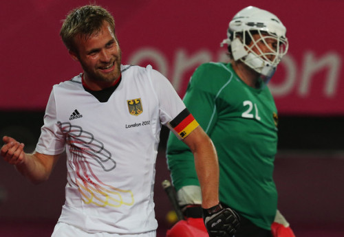 Maximilian Müller Team Germany Hockey