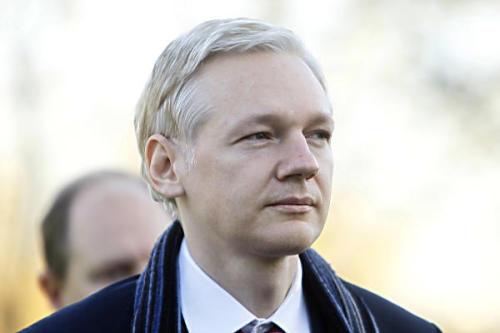 Julian Assange has been granted asylum in Ecuador, where he will no doubt be taken out by his most powerful foe: the sun.