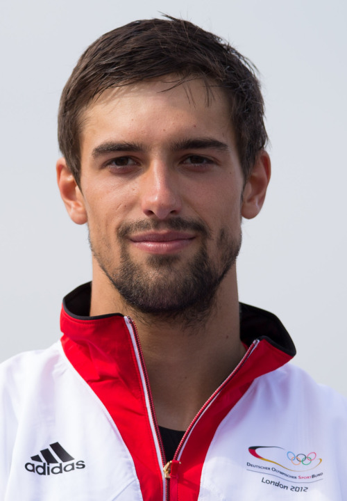 Hannes Aigner Team Germany Canoeing
