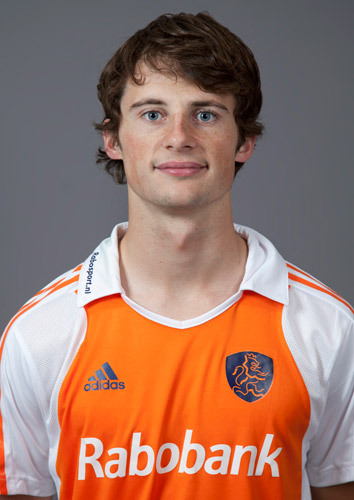 Sander Baart Team Netherlands Hockey