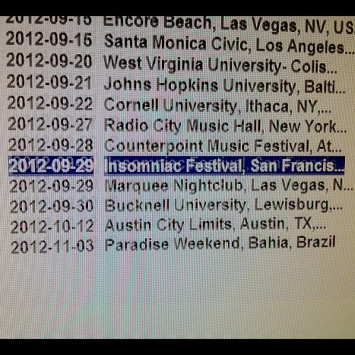 #avicii #insomniac ? I think sooo.  #beyondwonderland #bayarea #bigcupofjoe #rave #plur #party #dance #love  (Taken with Instagram)