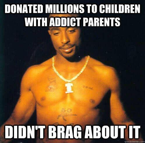 forever90s:  Tupac deserves so much more attention, dead or not.