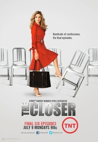 I am watching The Closer                                                  91 others are also watching                       The Closer on GetGlue.com