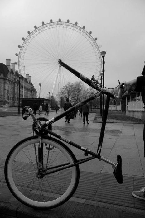 Miss riding my fixed gear