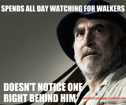 I don't like to hate on Dale, but it's true ….
