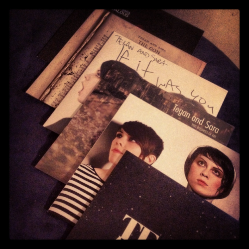 New Vinyl:  Tegan and Sara Vinyl Boxset.