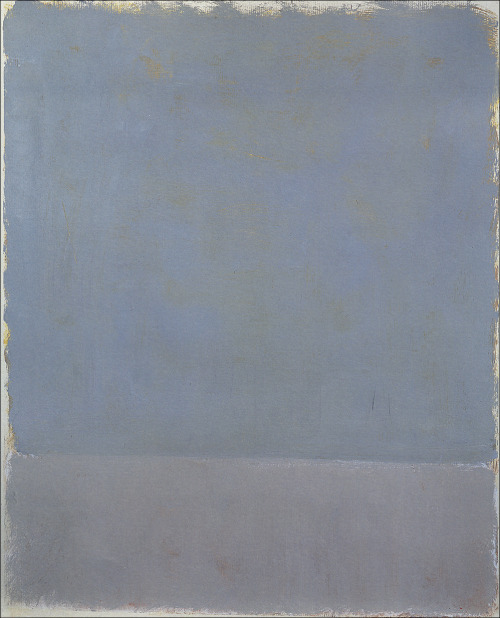 bauchpinseln:  Untitled, 1969 - Mark Rothko