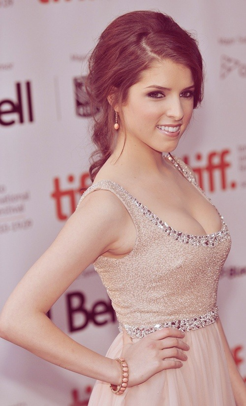 Flawless Faces 11. Anna Kendrick