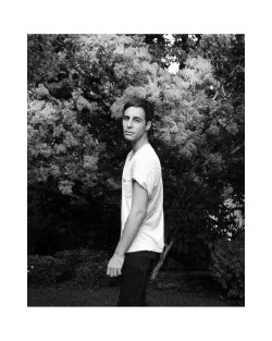 taggeryanceyiv:  Nick, Bushes / Dobbs Ferry, NY Summer 2012  My very talented friend, everybody. Jesus CHRIST this is gorgeous.