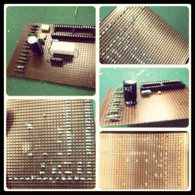 Soldering 101 (Taken with Instagram)