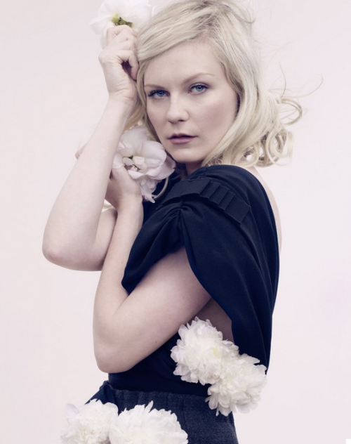 Elle UK, September 2011 photographer: David Slijper Kirsten Dunst