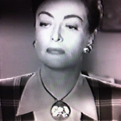 The bitch, Harriet Craig. #watching #filmstill #joancrawford (Taken with Instagram)
