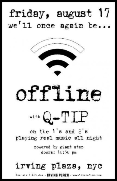 offline party