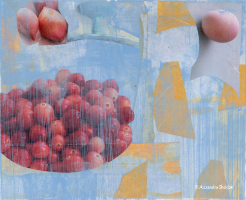 Berries in Blue, by Alexandra Sheldon Available here