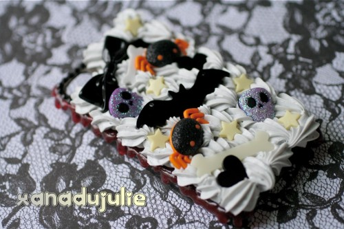 Gothic Cute Case for a lovely Custie ♥