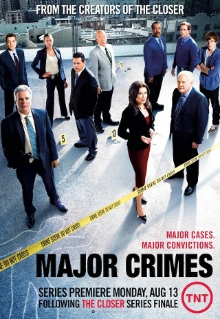 I am watching Major Crimes                                                  109 others are also watching                       Major Crimes on GetGlue.com