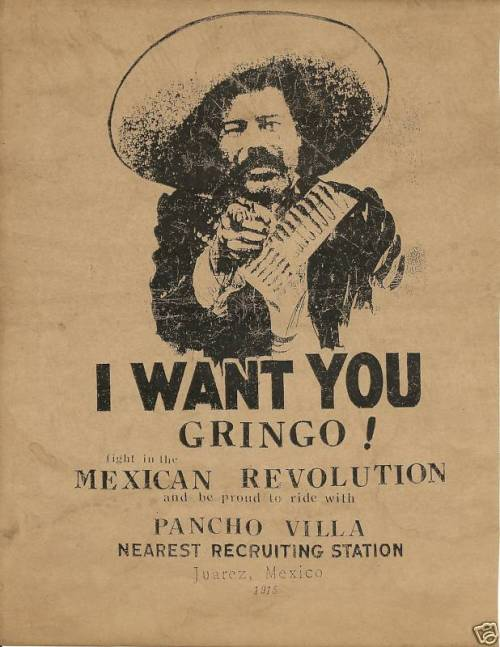I WANT YOU GRINGO!!!!!  To start eating authentic mexican food.