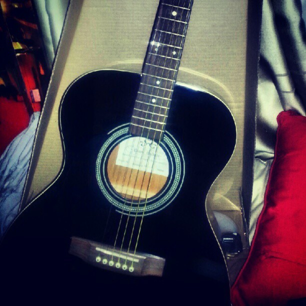 my new toy :)   (Taken with Instagram)