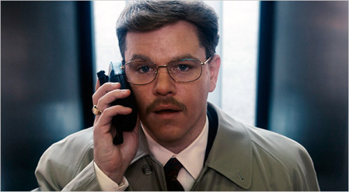 #The Informant! #Matt Damon #Matty Dame-Dames