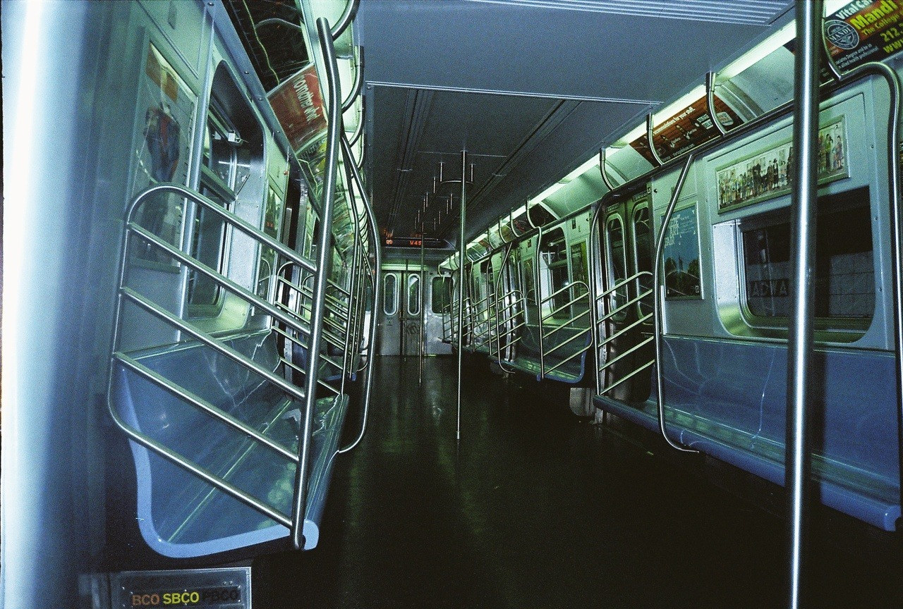 subway , may 2012