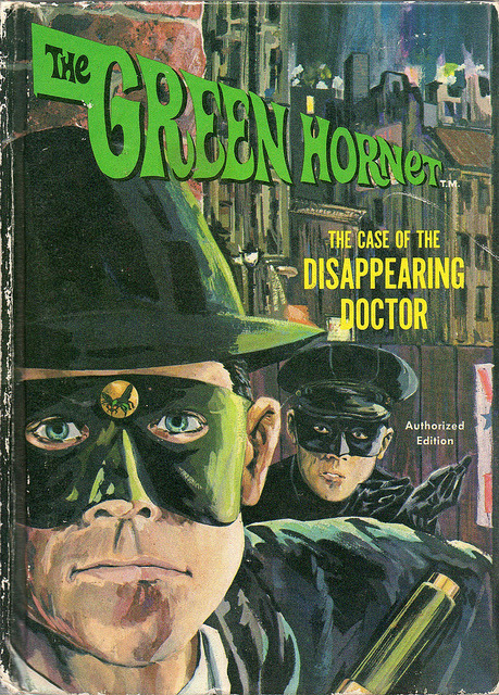 The Green Hornet - The Case Of The Disappearing Doctor (1967)