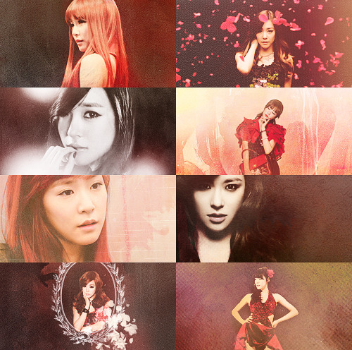 color+picspam: tiffany + red/black (requested by: bigshinki)