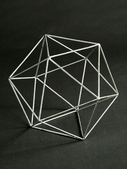 Icosahedron. Found here.