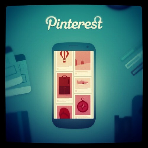 Android, meet Pinterest #Android #Samsung #GalaxyS3 #Nexus #Pinterest #Technology #Apple #Apps #App #instamood #Instagram #instafollow #instagood #instagood  (Taken with Instagram)
