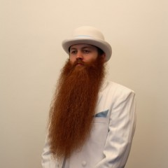 ZZ Top (via World Beard and Moustache Championships | Luke Stephenson Photography)