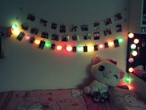 Pretty Lights ^^ (Nanyang Technological University, Hall of Residence 10, Singapore) (submitted by michelletangx0, thanks!)